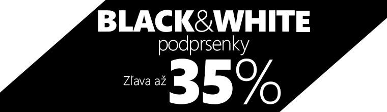Black & White -35 %.