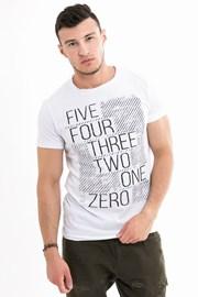 Pánske tričko MF White