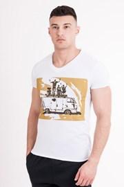 Pánske tričko MF Travel
