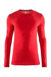 Pánske tričko CRAFT Fuseknit Comfort Red