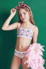 Dievčenský komplet nohavičiek a topu Jenny