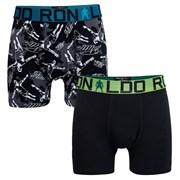 2 pack chlapčenských boxeriek Christiano Ronaldo II
