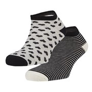 2 pack ponožiek lbby