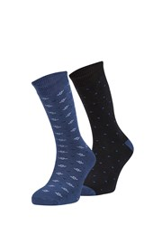 2 pack hrejivých ponožiek Jorge