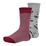 2 pack detských hrejivých ponožiek Risl