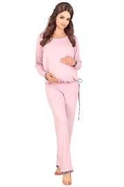 Materské, dojčiace pyžamo Agatha