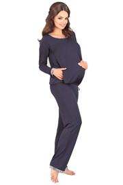 Materské, dojčiace pyžamo Adria