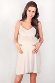 Materská, dojčiaca košieľka Leonore
