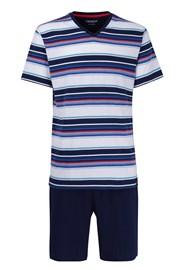 Pánske pyžamo CECEBA Red XL plus nežehlivé
