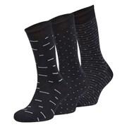 3 pack ponožiek Mateo