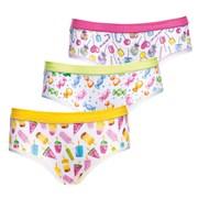 3 pack detských nohavičiek Candy