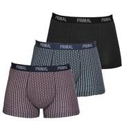 3 pack pánskych boxeriek PRIMAL B198