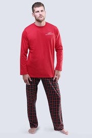 Pánske pyžamo Blacksword dlhé