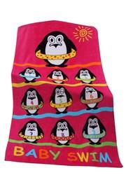 Detská plážová osuška Baby swim