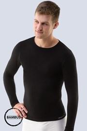 Pánske bezšvové tričko Bamboo dlhé rukávy