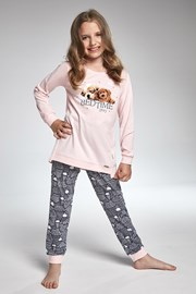 Dievčenské pyžamo Cornette Bedtime Story