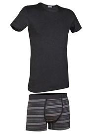 Pánsky komplet PRIMAL 166BA tričko a boxerky
