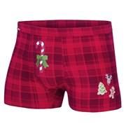 Pánske boxerky CORNETTE Vianoce