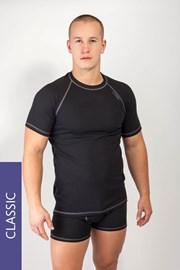 Pánske thermo tričko WINNER Classic5 Silver Plus