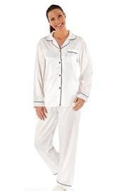Dámske saténové pyžamo Coco