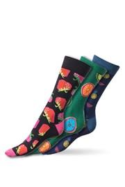 Crazy ponožky Fruit