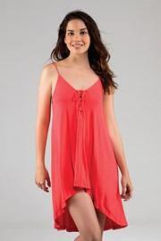 Dámske plážové šaty Figi Coral