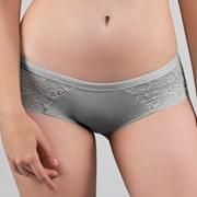 Nohavičky Hailey Grey Melange francúzske