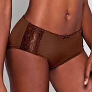 Nohavičky Isabelle Chocolate francúzsle