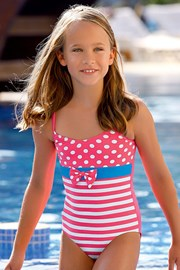 Dievčenské plavky Nataly DB3