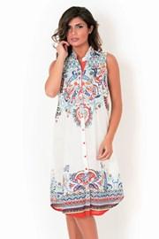Dámske talianske košeľové šaty David Beachwear kolekcia Jaipur