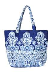 Plážová taška talianskej značky David Beachwear kolekcia Kerala 36x46cm
