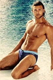Pánske plavky DAVID 52 Marco