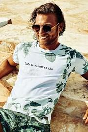 Pánske tričko DAVID 52 Tropical