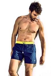 Pánske plavkové šortky DAVID 52 Basic Caicco 043L