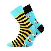 Trendy ponožky Osy - každá ponožka iná