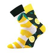 Trendy ponožky Citróny - každá ponožka iná