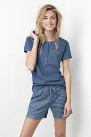 Dámske pyžamo Joslin modré