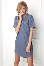 Dámska nočná košeľa Simone modrá