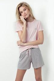 Dámske pyžamo Caprice ružové