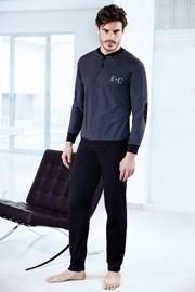 Pánsky domáci komplet ENRICO COVERI Adriano jeans