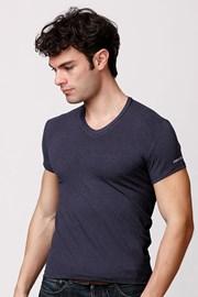 Pánske talianske tričko Enrico Coveri ET1505 Blumel bavlnené
