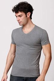 Pánske talianske tričko Enrico Coveri ET1505 Grimel bavlnené