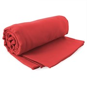 Súprava rýchloschnúcich uterákov Ekea červená
