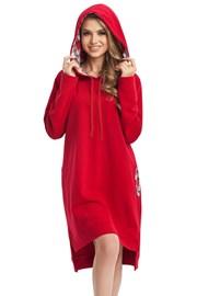 Domáce mikinové šaty Thala