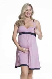 Materská, dojčiaca košieľka Gateau Pink