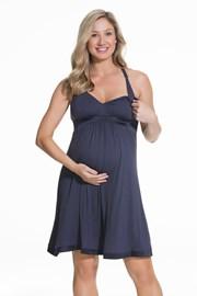Materská, dojčiaca košieľka Gateau Blue
