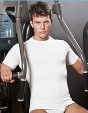 Pánske športové tričko HASTER bezšvové a antibakteriálne