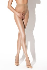 Erotické pančuchové nohavice Hip Gloss Beige