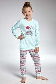 Dievčenské pyžamo Cornette Hippo
