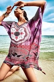 Dámske talianske plážové šaty Iconique IC8107